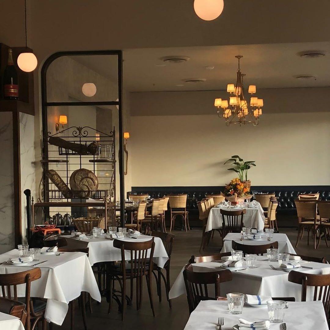 Brasserie Mémère Interior