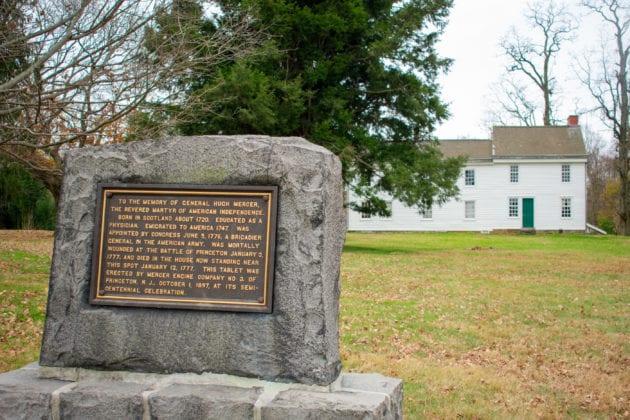 General Hugh Mercer Memorial