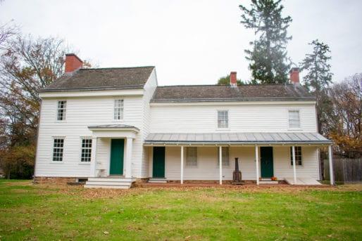 Thomas Clarke House Museum