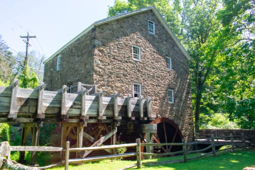 Cooper Gristmill Exterior