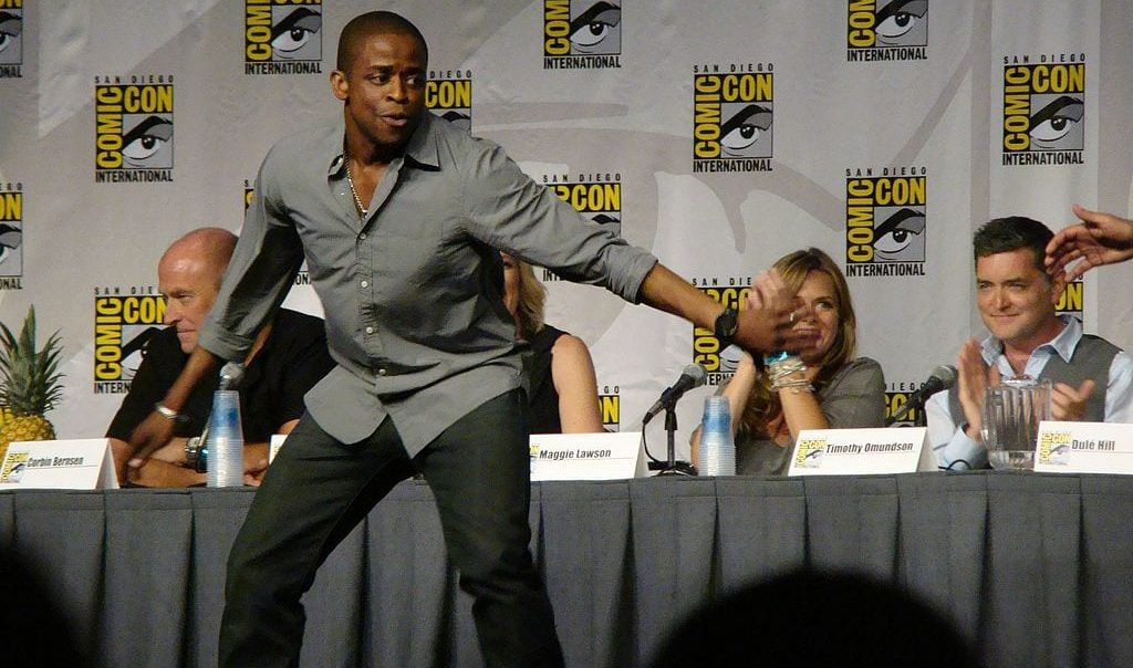 Psyche Panel at San Diego Comic Con