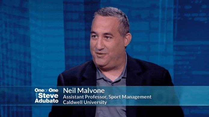 Neil Malvone of Caldwell University
