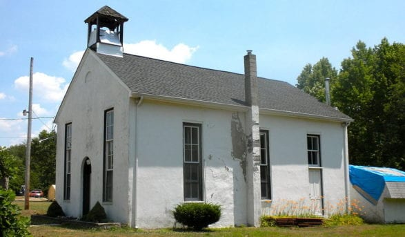 Othello Church used by Harriet Tubman and the Underground Railroad